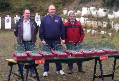 Munster League Final @ Munster Target Shooting Club 06/12/15