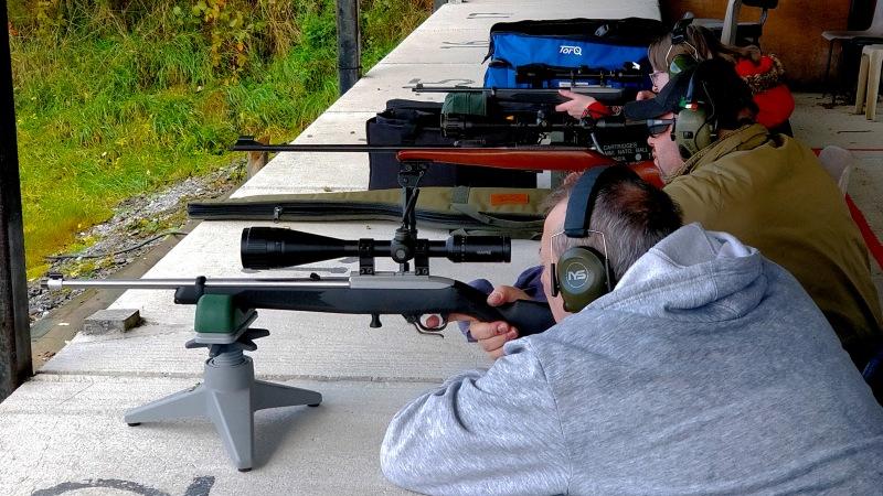 Sunday Fun Shoot 11th Nov'18